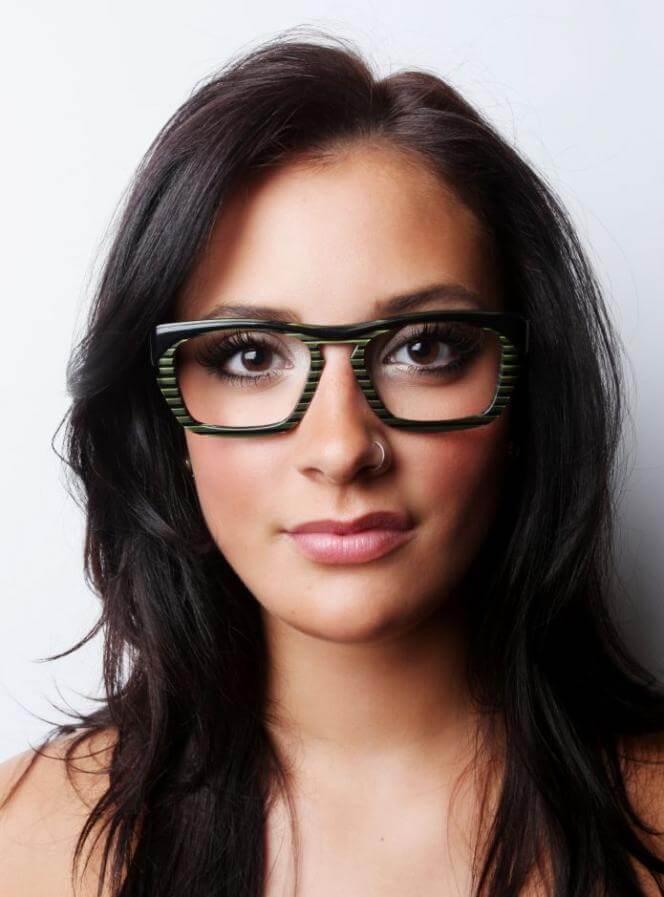 Naočare za vid - ženske naočare za vid - Ramovi za naočare - Dioptrijski ramovi