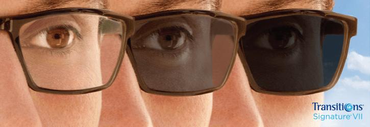 Transitions sočiva za naočare za vid