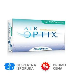 Meka kontaktna sočiva Ciba Vision – AIR Optix